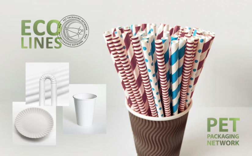 ECO friendly paper based disposable products